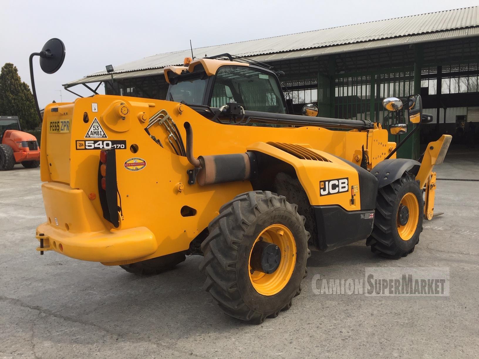 JCB 540-170 Usato 2015