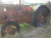 ANTIQUE TRACTORS-LAWN ART-TOY TRACTORS-USED TRACTOR PARTS