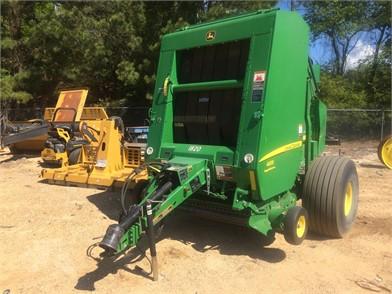 Round Balers For Sale In Auburn, Alabama - 96 Listings