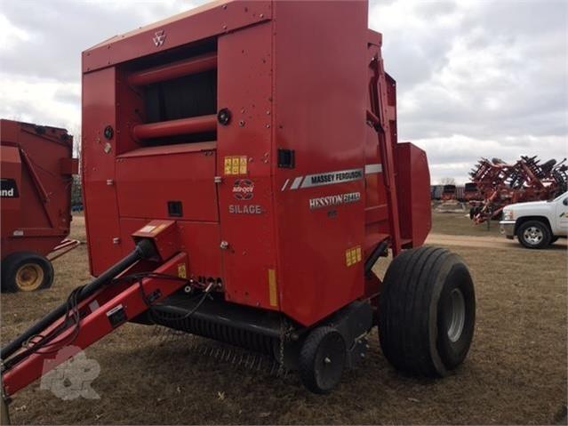 2012 MASSEY-FERGUSON 2846A For Sale In LITTLE FALLS, Minnesota