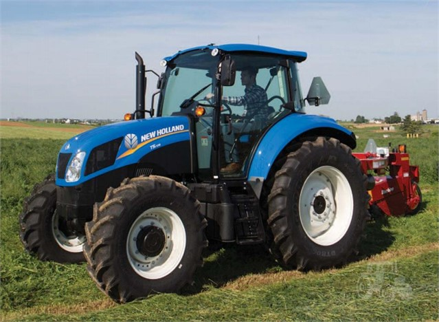 www koletzkyimplement com | For Sale 2019 NEW HOLLAND T5 115 EC TIER 4B