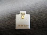 10 KT GOLD YELLOW PENDANT