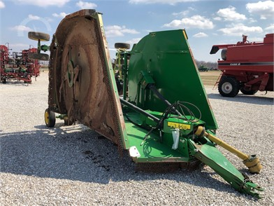 JOHN DEERE HX20 Online Auction Results - 18 Listings