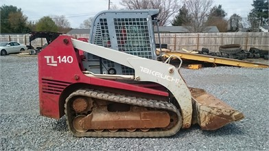 Takeuchi Track Skid Steers For Sale - 476 Listings | MarketBook co