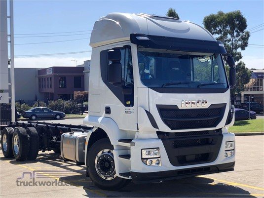2019 Iveco Stralis - Trucks for Sale