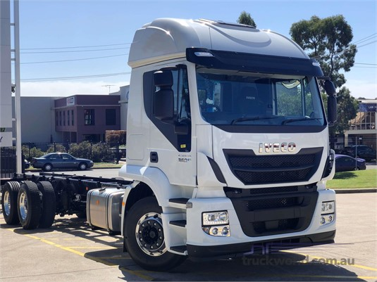 2019 Iveco Stralis Trucks for Sale