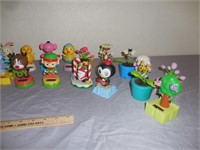 Solar Powered Bobble Head Toys