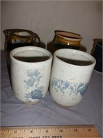 Clay Vases and Coffee Cups