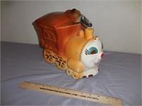 Sierra Vista Railroad Cookie Jar