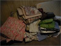 Mattress, Mattress Cover, Blankets, Quilts, Cot