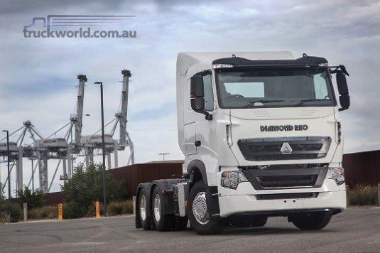 Diamond Reo Prime Mover - Truck Sales in Australia - TruckWorld