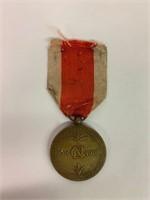 Dutch Memorial Medal of The Dutch Queen