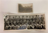 Grouping of Early Military Photos/Postcards