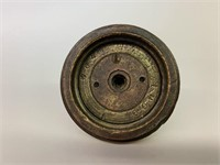 WWI Timed Fuse No. 80