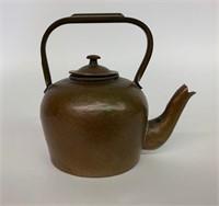 Miniature Hand Hammered Tea Pot