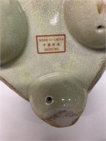 Large Satsuma Decorative Handled/Footed Jardinire