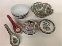 Grouping of Chinese Tableware