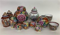 Large Group of Stunning Oriental Decorative Wares