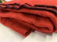 Early MOHAWK Te Pee All Wool Blanket