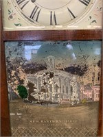 Seth Thomas 8 Day Merchants Exchange Clock