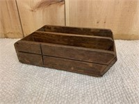 Early Primitive Type Cutlery Tray
