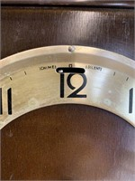 Fine German Mantel Clock with Time and Strike