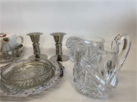 Grouping of Fine Serving Ware Pieces