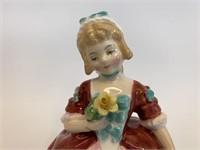 Royal Doulton HN 2107 Valeria Figurine