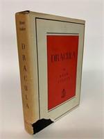 """Bram Stokers """"Dracula"""" Hardcover Novel"""