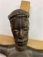 Large Wooden Crucifix