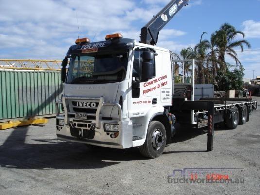 2012 Iveco Eurocargo MLL225E28 - Trucks for Sale