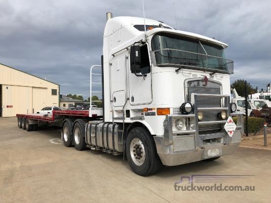 2010 Kenworth K108 Aerodyne Adelaide Truck Sales - Trucks for Sale