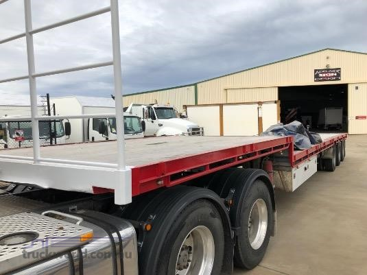 2001 Maxitrans 45FT Drop Deck Semi Adelaide Truck Sales - Trailers for Sale