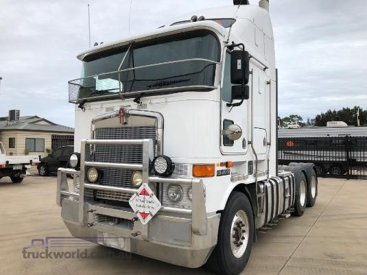2010 Kenworth K108 Aerodyne Adelaide Truck Sales - Trucks for Sale