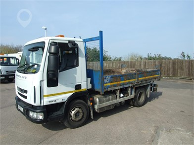 Used IVECO EUROCARGO Tipper Trucks for sale in Ireland - 46