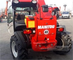 Manitou Mlt625-75h  Usato
