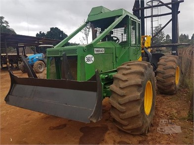 TIMBERJACK 360 For Sale - 4 Listings   MachineryTrader co uk - Page