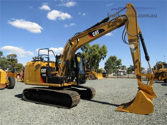 2014 Caterpillar 312E Heavy Machinery for Sale