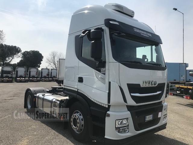 Iveco STRALIS 480 used 2017 Lombardia