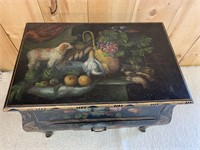 Fine Double Sided Decorated Chest