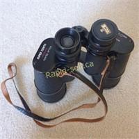 Pair of Binoculars With Cases