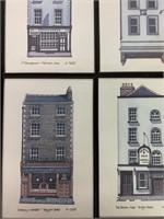 Set of Norman Stiff Illustrated Framings