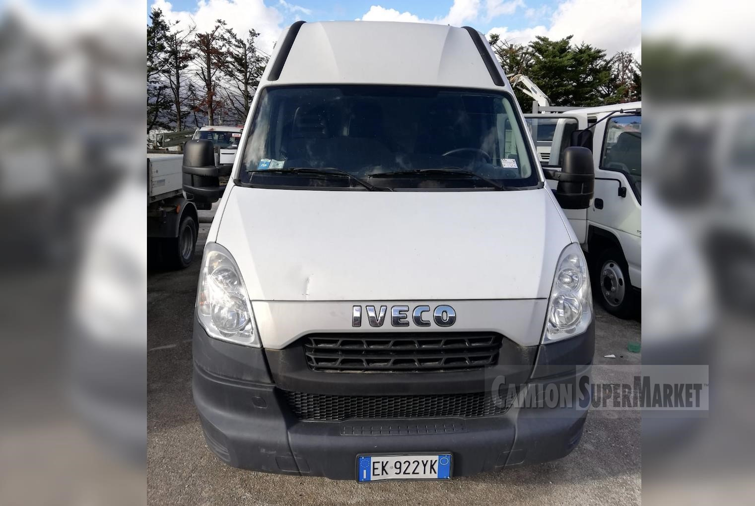 Iveco DAILY 35S11 used 2013