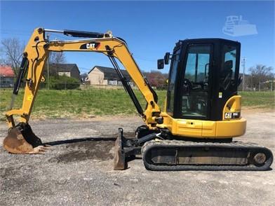 Mini (Up To 12,000 Lbs) Excavators For Sale In Murfreesboro