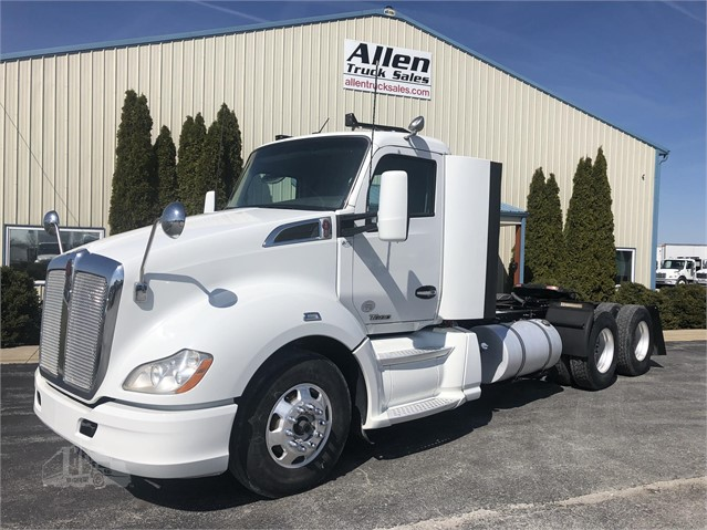 2014 Kenworth T680 For Sale In Crawfordsville Indiana