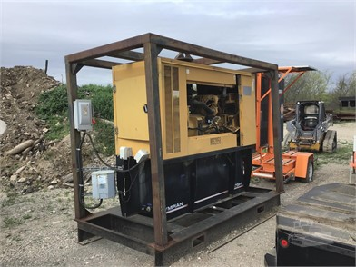 OLYMPIAN D75 Auction Results - 4 Listings   MachineryTrader