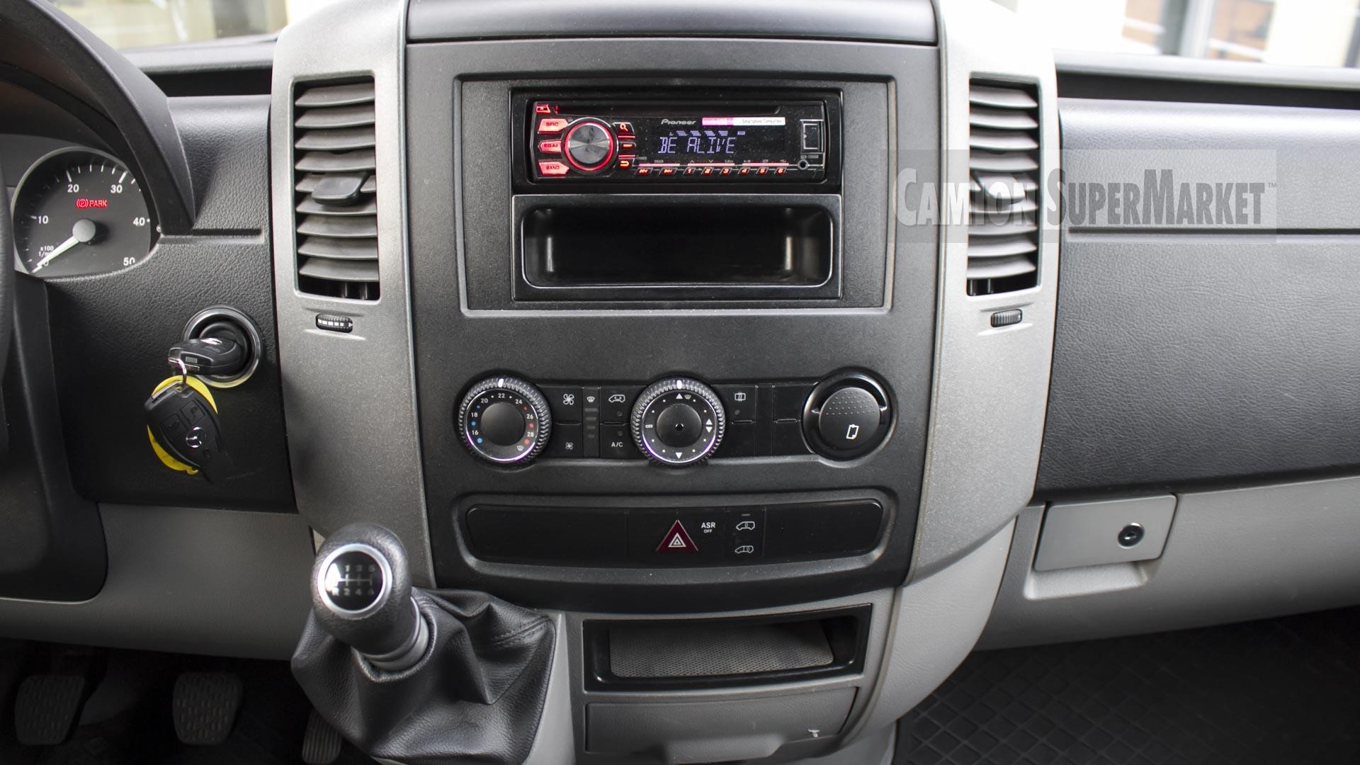 Mercedes-Benz SPRINTER 319 Usato 2015