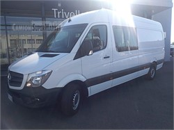 MERCEDES-BENZ SPRINTER 319  used
