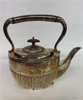 Grouping of English Plated Tea Ware