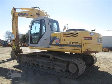 KOBELCO SK210 For Sale In Ohio - 14 Listings | MachineryTrader com